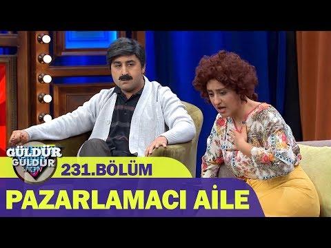 Pazarlamacı Aile - Güldür Güldür Show 231.Bölüm