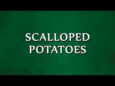 Scalloped Potatoes | RECIPES | EASY TO LEARN