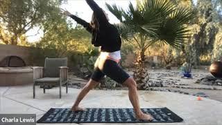 Flow Yoga w/  Tremoring (Charla)
