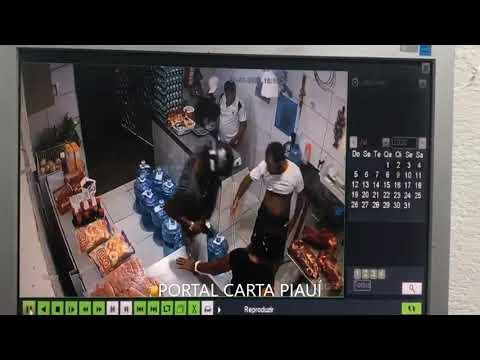 Perito criminal tem a arma roubada por uma assaltante na zona leste de Teresina