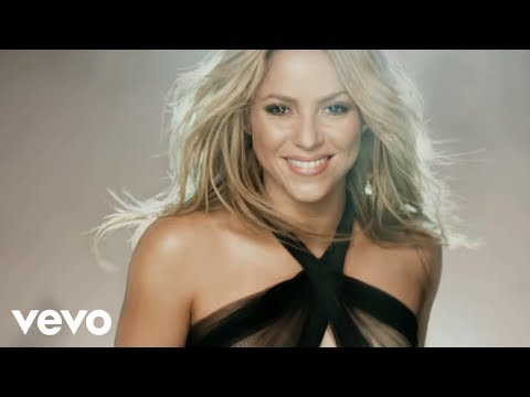 Shakira - Gypsy (Official Music Video)