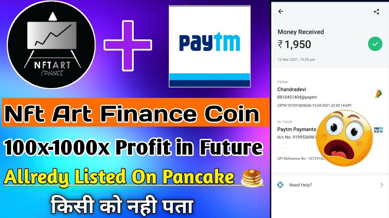Nft Art Financing New Coin   100x-1000x Earnings In Future गलती से मिस मत करना thumbnail