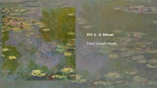 Keyboard Sonata in G major, Hob. XVI:6