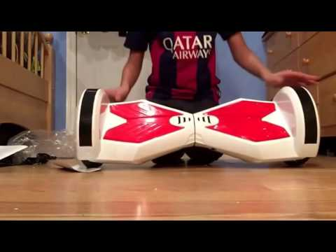 How to Get A Free Bluetooth Hoverboard Review – My Unboxing Review Video