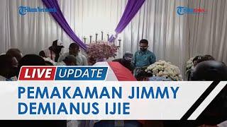 Bukan di Taman Makam Pahlawan, Jimmy Ijie Dikebumikan di Pemakaman Taman Bahagia, Begini Alasannya