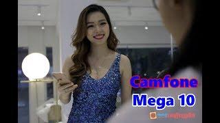 Camfone Mega 10 រូបរាងដ៏ស៊ិចស៊ីកាលីបទាន់សម័យសម្រាប់យុវវ័យសម័យថ្មី ខ្ចួតៗ