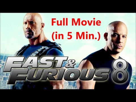 Download Fast And Furious 8 Full Movie Hindi | Complete Story in 5 Min. | Full Movie (Storytelling) HD Mp4 3GP Video and MP3