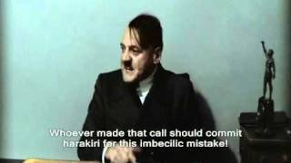Hitler Finds Out Japan Has a Nuclear Problem...Again