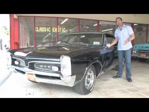 1967 Pontiac GTO In-Depth Tour