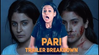 Pari Trailer Breakdown | Anushka Sharma | Parambrata Chatterjee