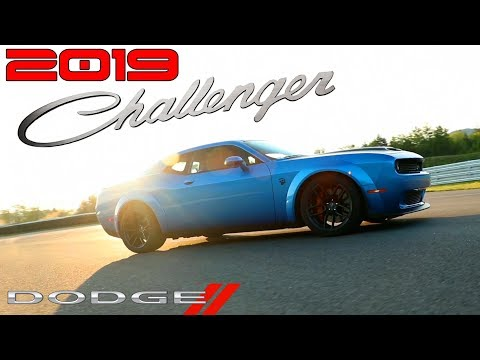 REDEYE! 2019 Dodge Challenger Performance Lineup | feat. Steve Beahm | Kendall, FL