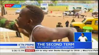 The Second Term: Stampede at Kasarani,turnout was huge