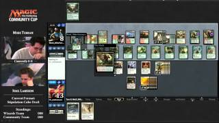 2015 Magic Community Cup Round 1 (Cube Stipulation Draft)