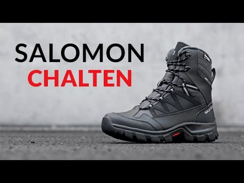 Winter Boot Overview: Salomon Chalten