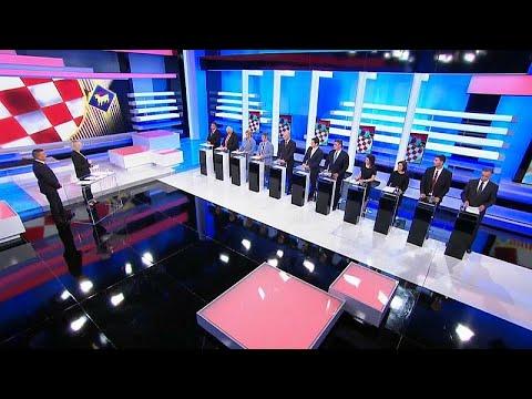 Αντίστροφη μέτρηση για τις προεδρικές εκλογές στην Κροατία…