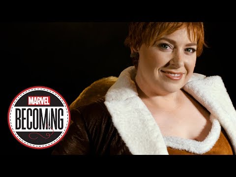 Cosplayer Binkxy Becomes Squirrel Girl