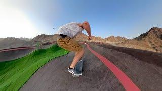 GoPro: Fusion Skate Pump Track