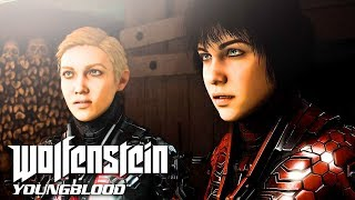 Wolfenstein Youngblood - Xbox One Mídia Digital