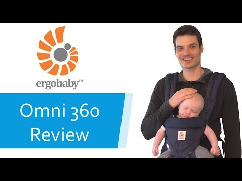 Ergobaby Omni 360 Baby Carrier – Review