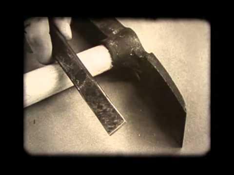 Alte Filme - Wirkungsweise des Maurerhammers