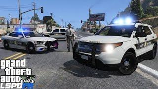 GTA 5 LSPDFR Police Mod 206 | North Carolina Highway Patrol | Paleto Bay| I Got Doubled Crossed