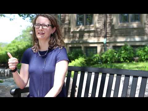 Watch Mac professors share what first-years struggle with the most (2017) on Youtube.