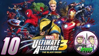 EKG: Marvel Ultimate Alliance 3: All-New X-Men (Co-op Troop - Ep. 10)