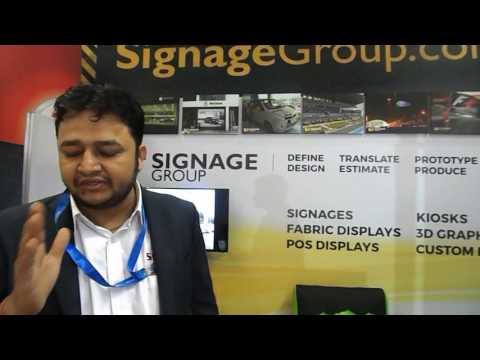 Signage Group at In-Store Asia 2016