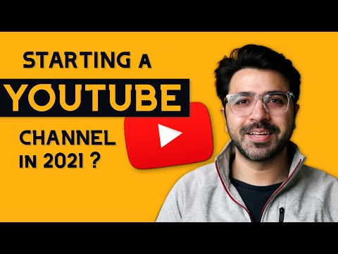 Starting a YouTube channel in 2021? Wish I knew these Things When I Started