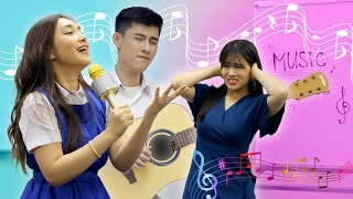 9 Types of Students in Music Class
