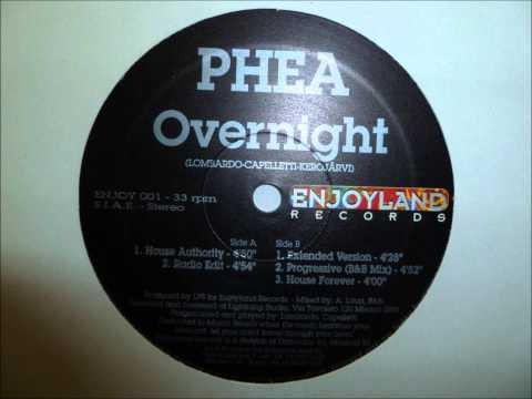Phea - Overnight