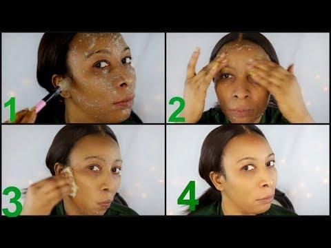 Abot-kayang mga anti-aging facial