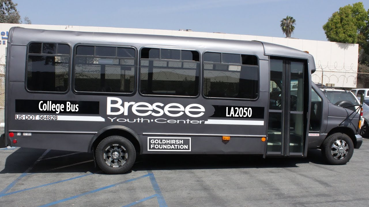College Bus: Driving LA's LowIncome Youth Towards a College Education