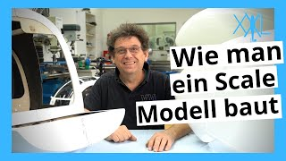 Workshop wie man Scale Modelle baut | XXL-modelhelicopter