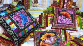 Лоскутные одеяла с фотографиями на заказ