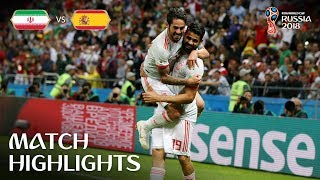 IR Iran v Spain - 2018 FIFA World Cup Russia™ - Match 20