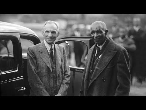 George Washington Carver Historic Missourians The State