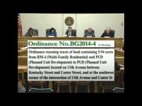 3/4/14 Board of Commissioners Regular Session