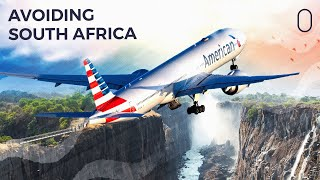 Why Doesn't American Airlines Fly To Southern Africa?