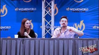 Kim Possible Reunion Christy Carlson Romano and Will Friedle Interview