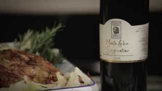 preview picture of video 'Agnello lardellato e il Sagrantino Moretti'