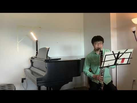 SJSU Senior recital