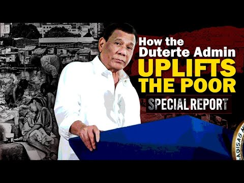[SMNI]  How the Duterte Admin uplifts the poor | SMNI Special Report