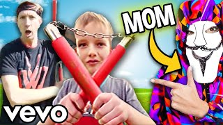 CHAD WILD CLAY *MOM* is PERLITA HATCH GIRL ! 😱 (SONG!) Vy Qwaint Project Zorgo,CWC Spy Ninja PZ9