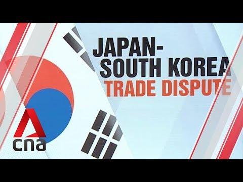 Tensions intensify as South Korea accuses Japan of violating international law