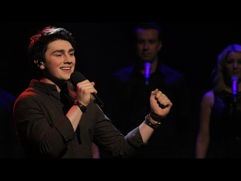 Ireland's 2017 Eurovision entry - Brendan Murray -