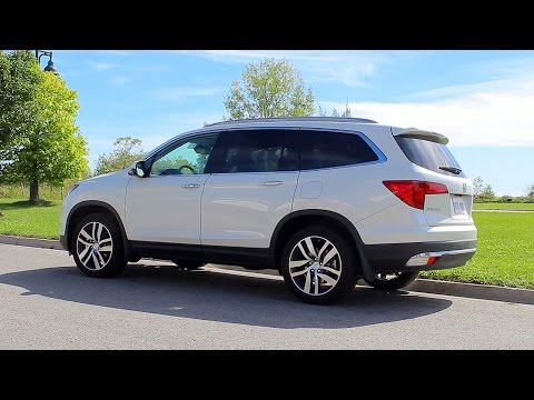 2016 Honda Pilot - Test Drive Review