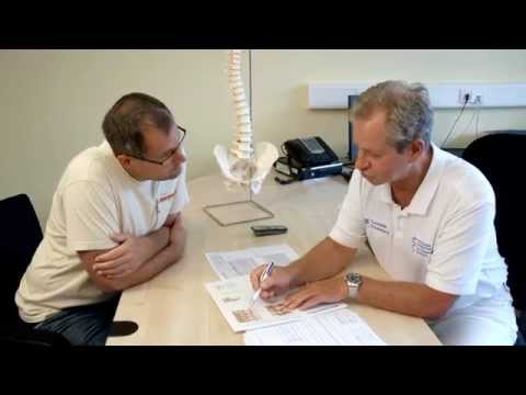Rehabilitation in der Tschechischen Republik in der Knieendoprothetik