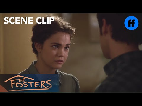 The Fosters 1.21 (Clip 'Feeling Hurt')