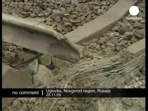 Russian Train Disaster